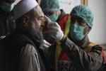 پاکستان میں کورونا کے مزید 842 کیسز، 14 افراد ہلاک