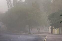ادامه پدیده گرد و خاک در شرق و افزایش دما در اغلب نقاط کشور
