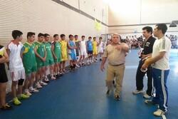 نظارت بر روی نوابغ والیبال وظیفه کمیته استعدادیابی است
