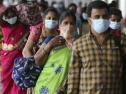 بھارت میں گزشتہ 24 گھنٹوں میں کورونا وآئرس کے 1 لاکھ 70 ہزار نئے کیسز رپورٹ
