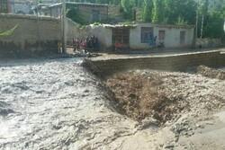 برآورد خسارت پنج میلیارد تومانی سیل در شهرستان کلات