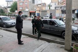 بازدید فرمانده سپاه بیت المقدس کردستان از دفتر استانی مهر