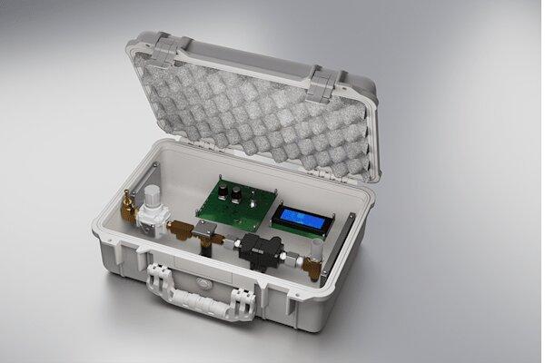 دستگاه تنفس مصنوعی ارزان و قابل حمل ساخته شد
