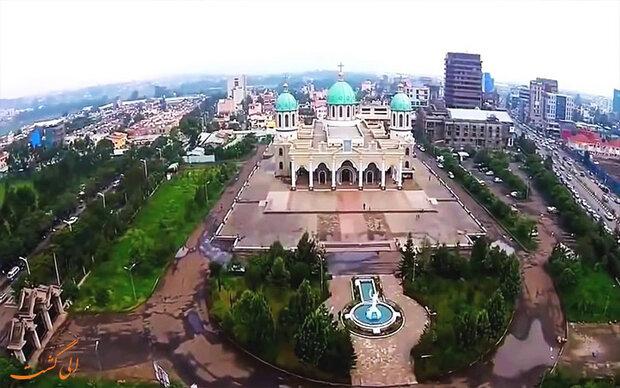 Etiyopya 2013 yılına girdi!