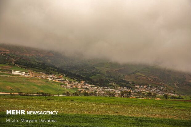 A glimpse at sceneries of N Khorasan province