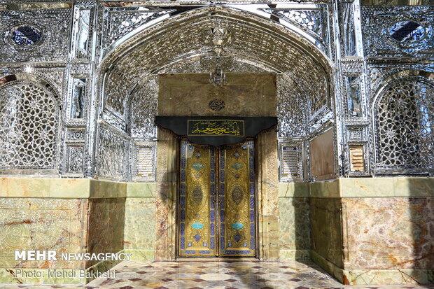 ضريح السيدة فاطمة المعصومة بمدينة قم المقدسة