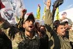 نیروهای الحشد الشعبی حمله مجدد عناصر داعش را دفع کردند