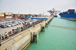 30 ships carrying basic goods take berth at Bandar Imam Khomeini