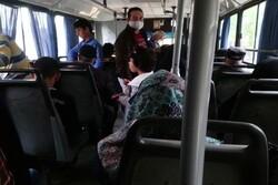 اعتراض جمعی از رانندگان اتوبوس نسبت به تعویق ۴ ماهه پرداخت حقوق