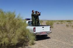 ۵۷۰ هکتار از اراضی منابع طبیعی خراسانجنوبی خلع ید شد