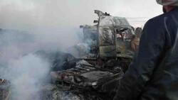 خروقات جديدة لوقف اطلاق النار من قبل قوى العدوان في اليمن