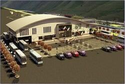 سالن مسافری پایانه مرز سرو آماده بهره برداری می شود