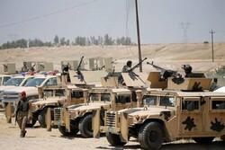 آغاز عملیات نظامی ضد داعش در عمق صحرای الانبار عراق