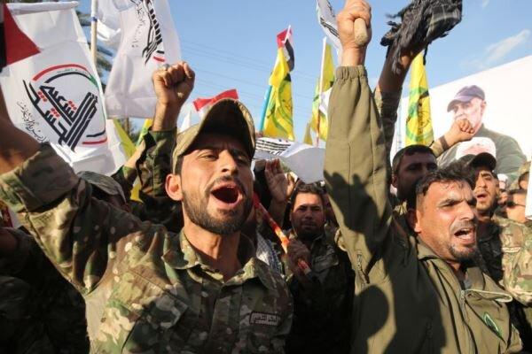 """""""المقاومة العراقية"""" تتوعد أمريكا بـ""""الثأر"""""""