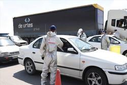 ۲ایستگاه منع ورود پلاک غیربومی در ورودی شهر اسفراین مستقر میشوند