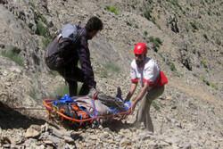 ۳ دختر نوجوان کوهرنگی از صخره سقوط کردند