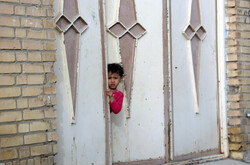 اہواز کے عین دو علاقہ میں بچوں کے لئے خطرہ