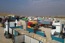 KRG's Sartak-Pishta border crossing reopens with Iran amid pandemic