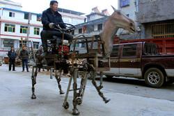نمونه هایی از وسایل نقلیه دست ساز