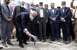آغاز عملیات ساخت ۱۰۰۰ واحد مسکن فرهنگیان در شهر جدید سهند