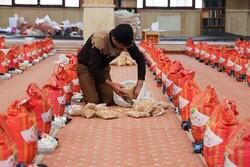 توزیع ۱۲ هزار کیلو برنج و ۵۰۰کیلو شکر در رزمایش مواسات در سروستان