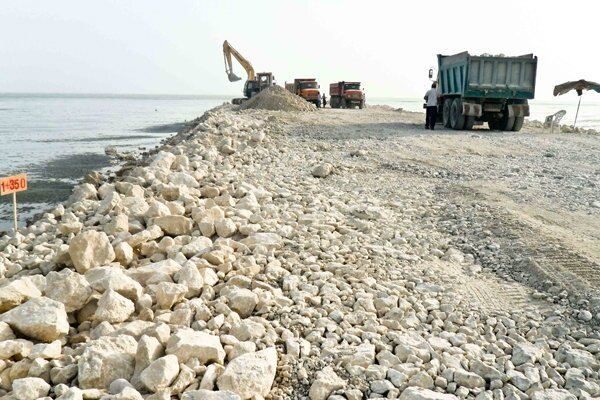 PMO resumes constructing port projects halted due to COVID-19