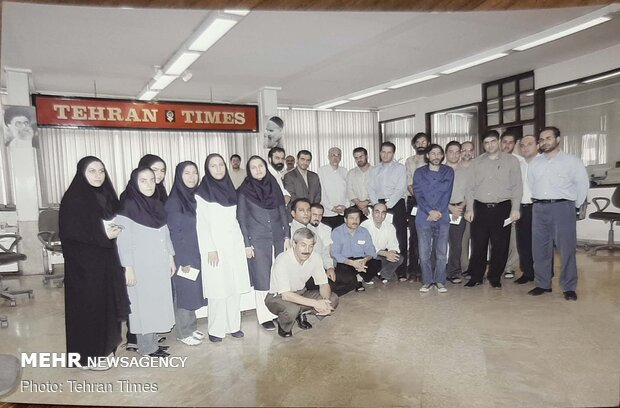 چهل و یکمین سالگرد انتشار تهران تایمز