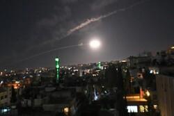 پدافند هوایی سوریه حمله های هوایی بر فراز حلب را دفع کرد