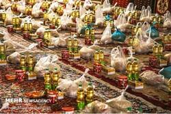 ۱۵ هزار سبد کالا در قائمشهر توزیع شد