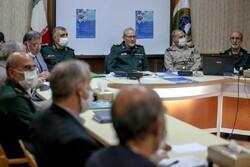جلسه کمیته علمی همایش مطالبات حقوقی-بین المللی دفاع مقدس برگزارشد