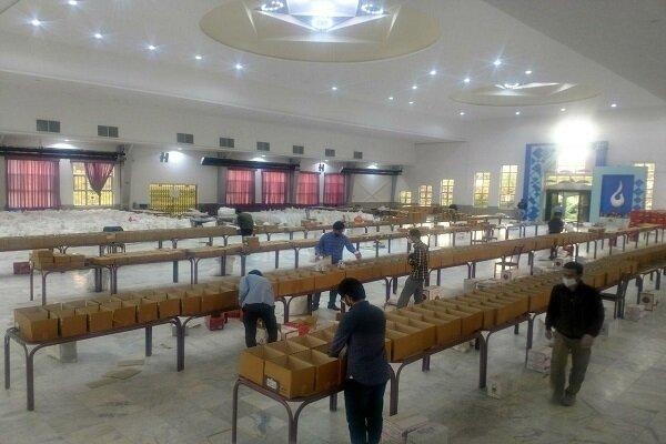 50k Iftar packages prepared in Ferdowsi Uni. in Mashhad