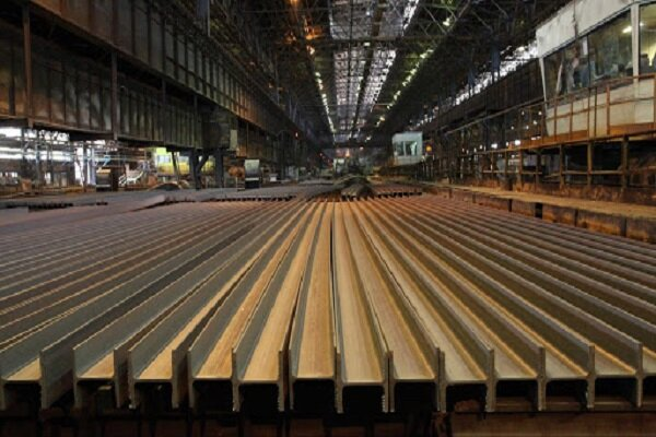 Iran's production capacity of steel sections hits 47mn tons