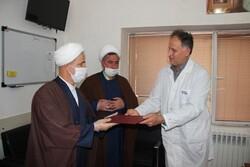 تلاش های ماندگار کادر درمانی در اذهان ملت ایران خواهد ماند