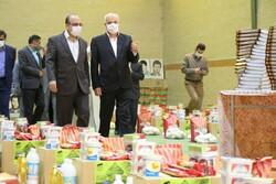 ۵۰۰ بسته اقلام غذایی بین محرومان استان سمنان توزیع میشود