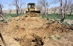 مسدود کردن چاههای غیرمجاز کرمانشاه ۲۰ سال طول میکشد