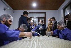 فعالیت ۱۳ هزار نفر در قالب گروه های جهادی ایام کرونا در گیلان