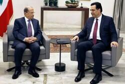 دیاب: زمان تسویه حساب نیست/ همه باید برای نجات اقتصاد لبنان تلاش کنند