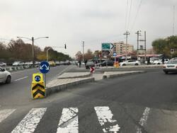 نقاط حادثه خیز پایتخت شناسایی و اصلاح هندسی میشوند