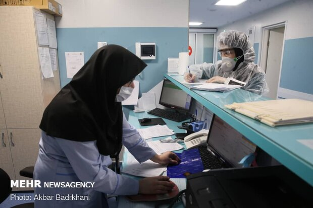 Iranian midwives supporting pregnant women, new-born babies during pandemic