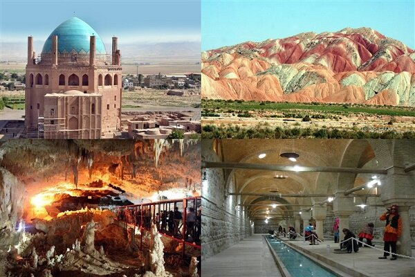İran'ın harikalar diyarını tanıyalım: tarihi eserleriyle bilinen Zencan