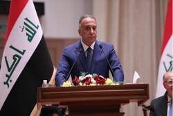 زمان حل و فصل عملی بحرانهای عراق فرا رسیده است/ دریافت پیام مکتوب نخست وزیر انگلیس