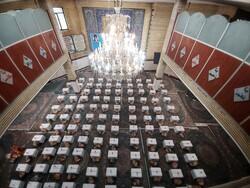 امامزادوں عبداللہ اور زید  (ع) کے مزاروں کی طرف سے مؤمنانہ امداد کی فراہمی