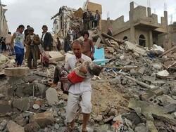 شهادت ۴ یمنی ازجمله یک کودک در جدیدترین حملات ائتلاف متجاوز سعودی