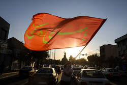 Tehraners mark birthday anniversary of Imam Hassan Mojtaba [PBUH]