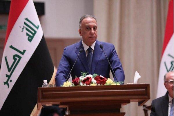 Al-Kadhimi assesses Iran-Iraq relations as good