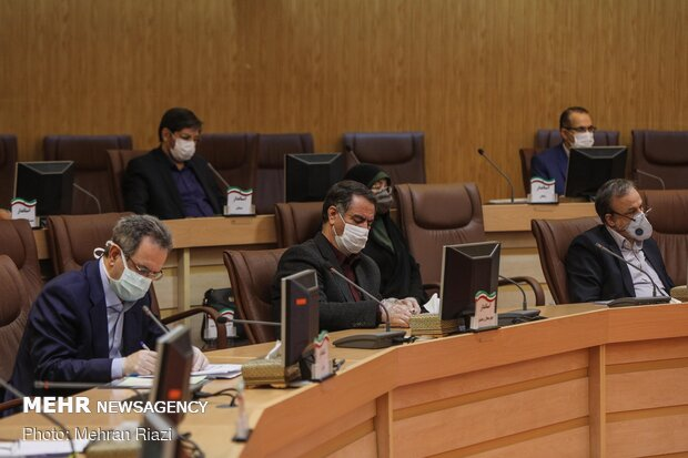 Iranian governors hold meeting with interior min.