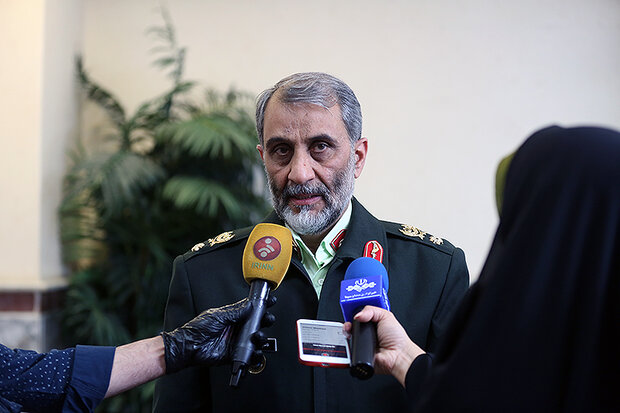 Iran at forefront of fight against drug trafficking: cmdr.