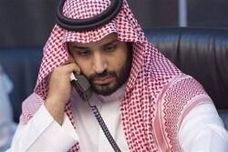 سعودی عرب کے ولیعہد محمد بن سلمان کی روسی صدر سے ٹیلیفون پر گفتگو