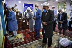 """Tatar Olya"" city performs 1st Friday prayers after coronavirus outbreak"