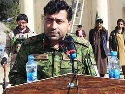 افغانستان کے صوبہ خوست کے پولیس چیف ہلاک